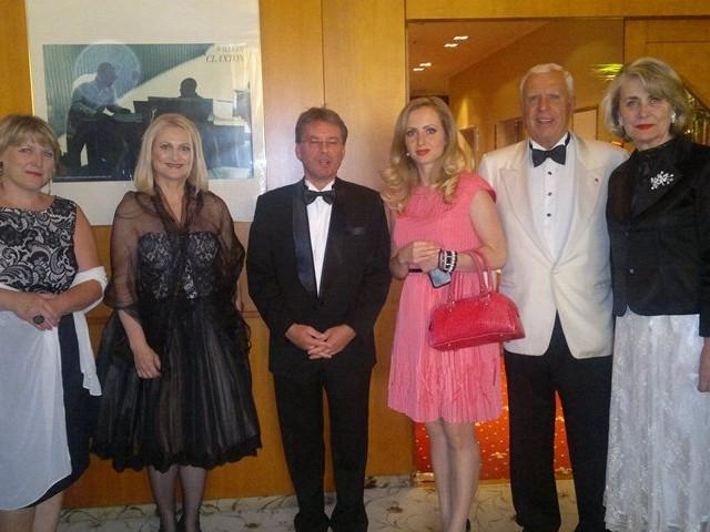 French gala dinner
