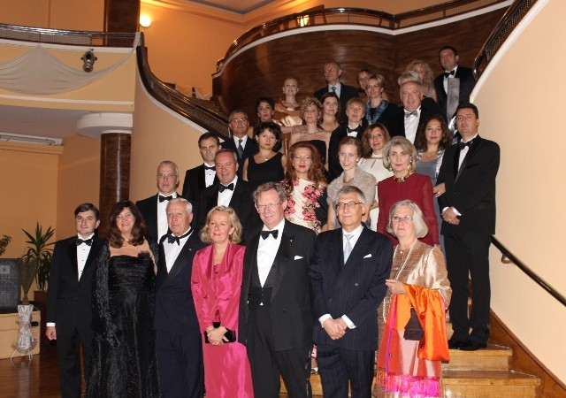 Gala dinner of the Kingdom of Norway