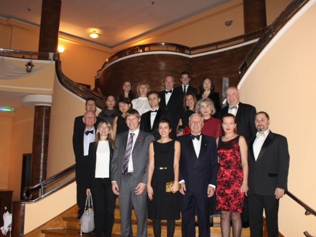 Gala dinner of the United Kingdom