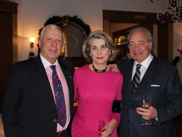 Soiree de Noel de l'Union club