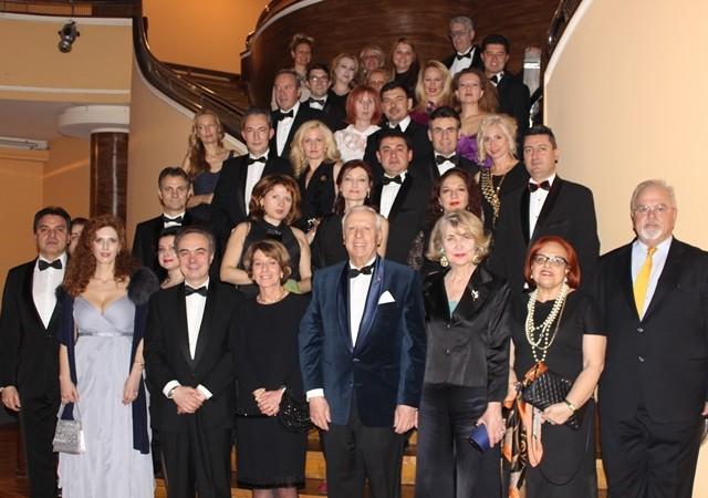 Italian gala dinner