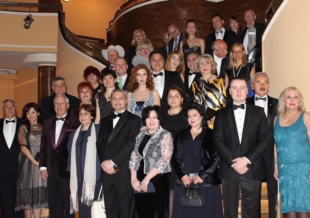 Gala Dinner in Honour of Armenia
