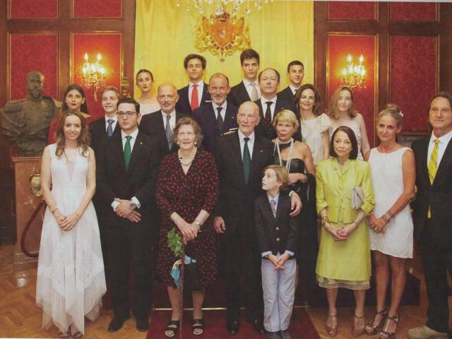 HM Simeon II, King of the Bulgarians Celebrates His 80th Birthday among honour and love