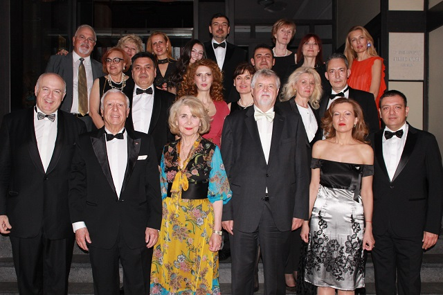 Gala dinner at the honour of H.E. Mr. Herbert Salber, Ambassador of German Federal Republic