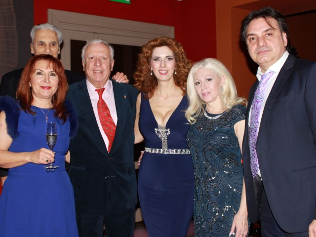 Christmas Party of the Union Club