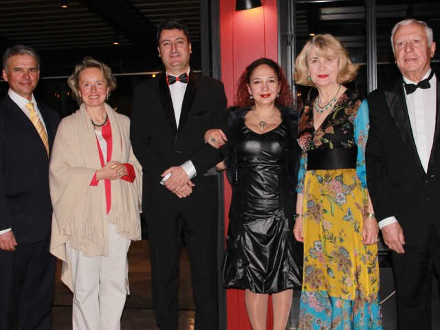 Union Club Gala Dinner – 140 years diplomatic relations between Austria and Bulgaria